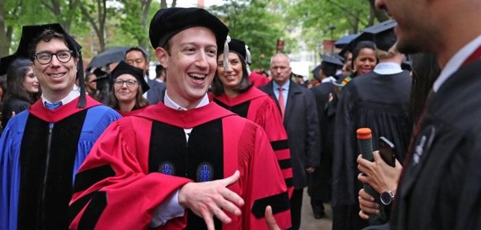 Mark Zuckerberg sobre la importancia de tener un propósito